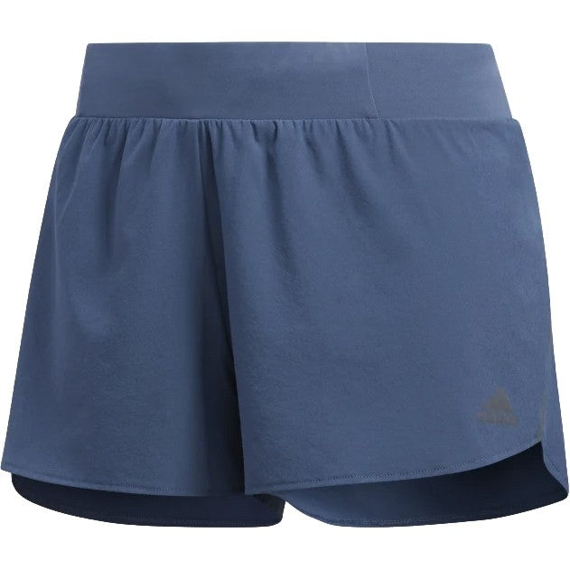 adidas Women's Saturday 4 Inch Short Ink