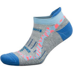 Balega Graceful Warrior Enduro No Show Running Socks Midgrey / French Blue