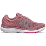 New Balance Women's 860v10 Running Shoes Twilight Rose / Oxygen Pink / Peony - achilles heel