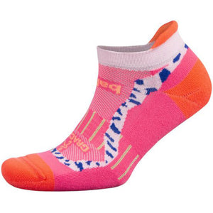 Balega Graceful Warrior Enduro No Show Running Socks Watermelon / Neon Coral
