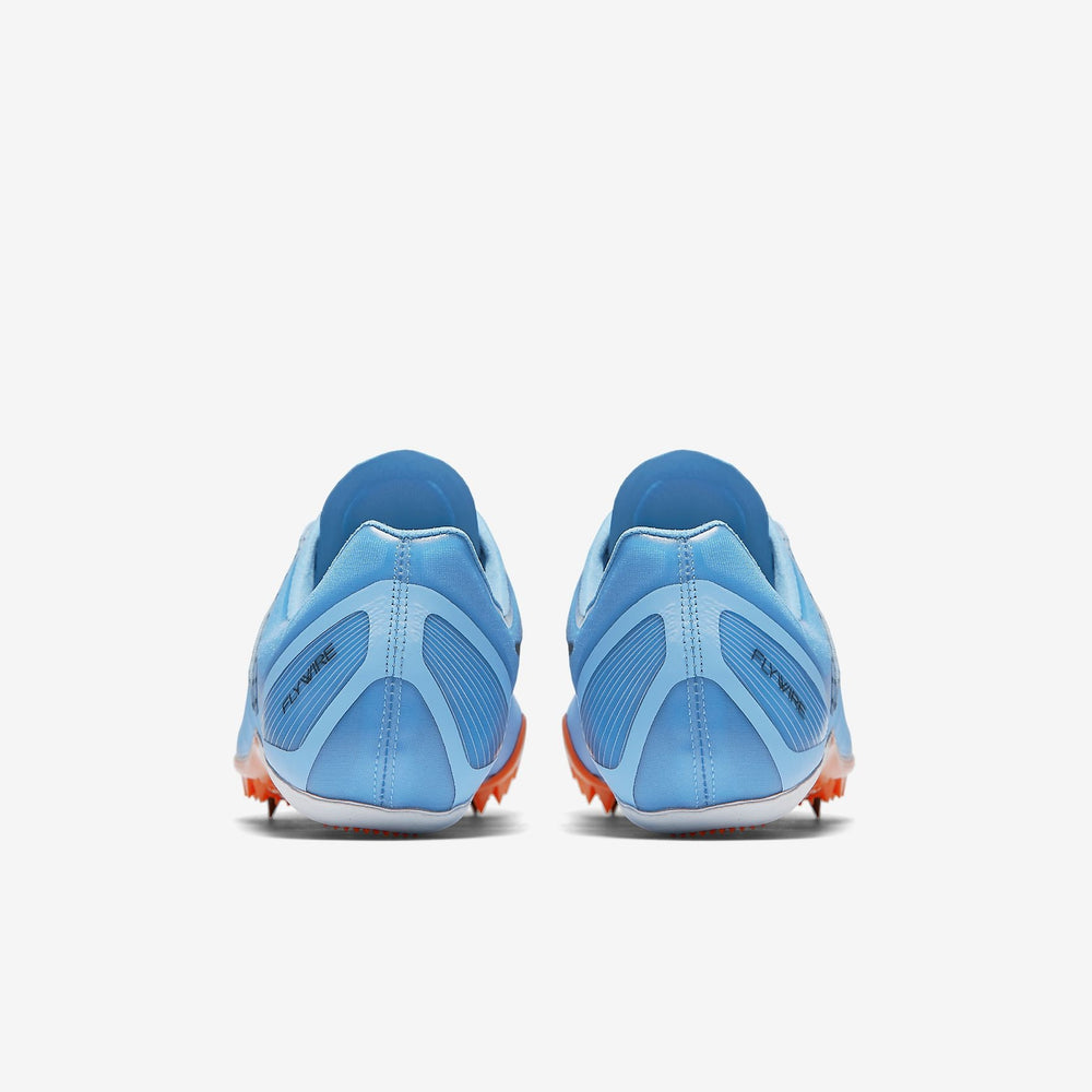 Nike Zoom Celar 5 Running Spikes Football Blue / Blue Fox - achilles heel