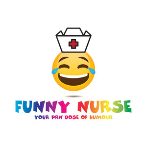 Funny Nurse- Your one stop shop for Nursing Merchandise from a British Brand run by Register Nurses for Nurses & Healthcare Professionals!