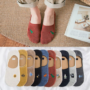 Ankle Summer Socks - LoveCuteStyle