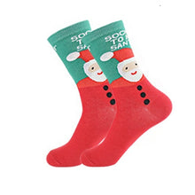 Load image into Gallery viewer, Mens Christmas Funny Socks 2019 - LoveCuteStyle