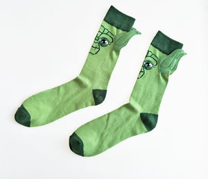 Star Wars Respected Jedi Master Socks Unisex - LoveCuteStyle
