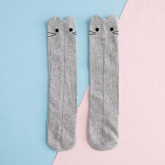 Funny Socks Over Knee - LoveCuteStyle