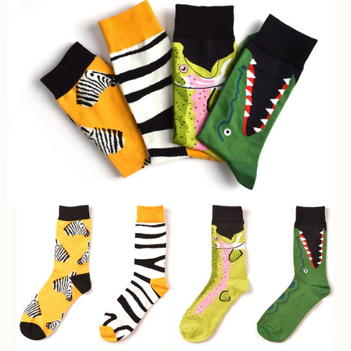 Women Funny Socks High Quality - LoveCuteStyle