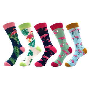 Quality Men Socks 5pairs - LoveCuteStyle