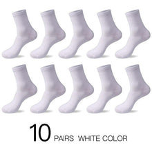Load image into Gallery viewer, Business Men Socks 10 Pairs / Lot - LoveCuteStyle