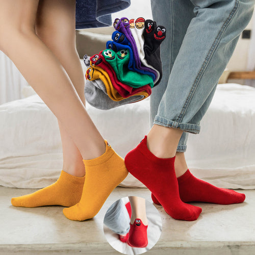 Women Funny Socks - LoveCuteStyle