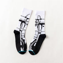 Load image into Gallery viewer, Star Wars Socks - LoveCuteStyle