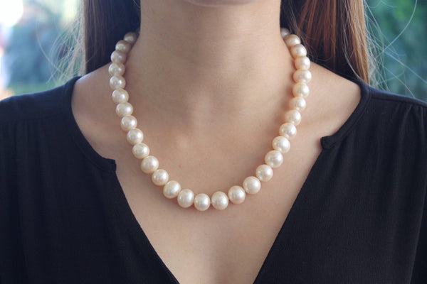 Pearl - Top pearls necklace