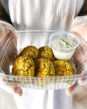 Load image into Gallery viewer, Baked Falafels with Tzatziki Sauce