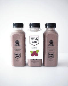 Acai Berry Almond Mylk