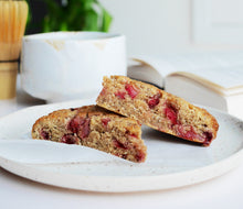 Load image into Gallery viewer, Strawberry Scones