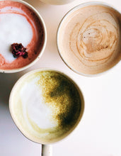 Load image into Gallery viewer, Mystic Matcha Super Food Latte (iced or hot)