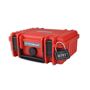 "STR8 Case 8"" 2-Layer w/ Pre-Cut Foam - Fury Red"