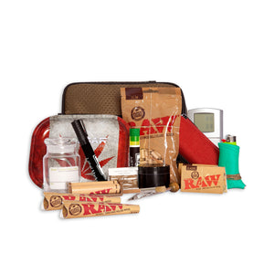 Grasslands Park Do-It-Yourself Smoker Kit - 420Way