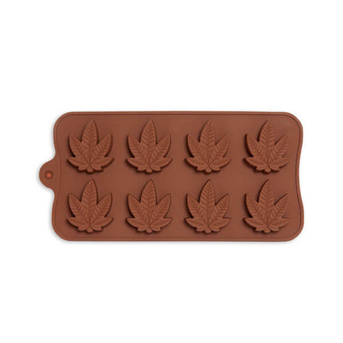 Silicone Cannabis Leaf Mold