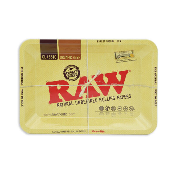Raw Classic Mini Rolling Tray