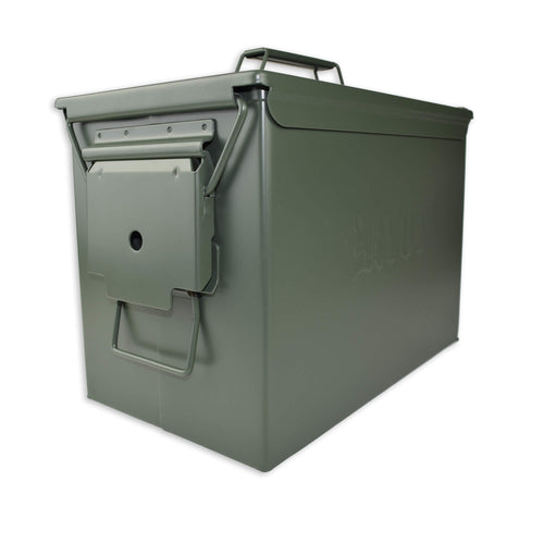 Ryot Destroyer Large Ammo Can Pipe Case - Olive