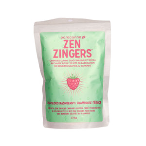 Zen Zingers Cannabis Gummy Candy Making Mix - 420Way