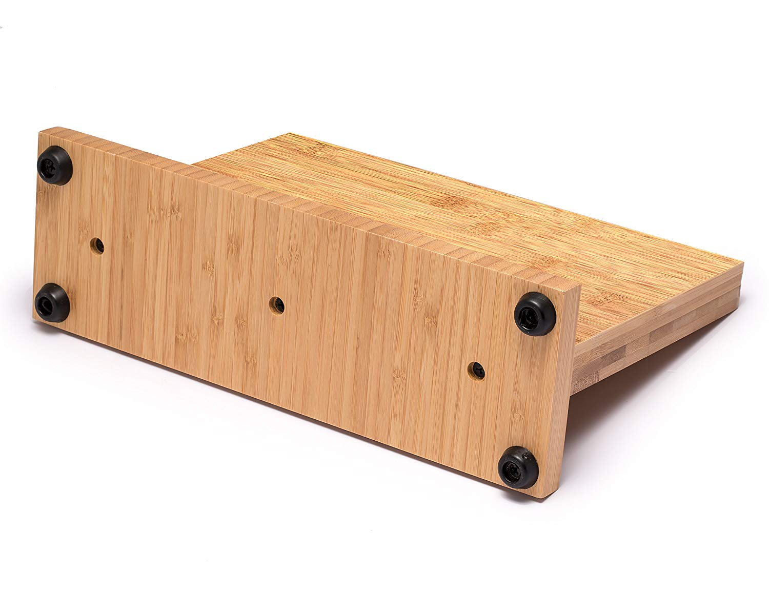 The Bamboo Knife Board