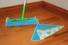 Load image into Gallery viewer, Pineapple and Chevron Reusable Cleaning Kit
