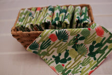 Load image into Gallery viewer, Paperless Towels-Unpaper Towels-Cactus Themed Towels