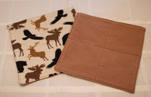 Paperless Towel-Unpaper Towel-Starter Set, Woodland Theme