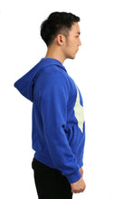Doctor Strange Related Hoodie Luminous Blue Sweatshirt Hoodie Movie Cosplay Costume - Xcoser Costume