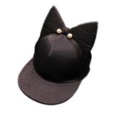 Mickey Mouse Snapback Hat with Ears - Xcoser Costume