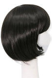 The Powerpuff Girls Buttercup Wig Black Short Straight Wig