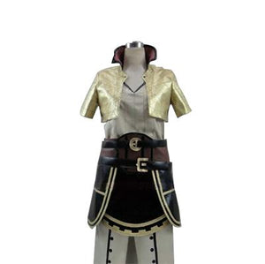 Fire Emblem: Awakening Robin Female Costume Black & Purple Uniform Fabric Costume - Xcoser Costume