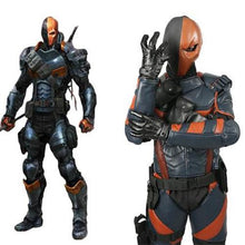 Deathstroke Costume Batman: Arkham Knight Slade Wilson Cosplay