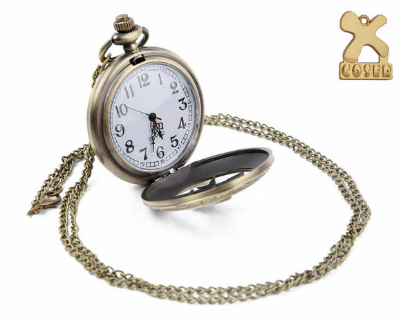 mockingjay pocket watch,the hunger games necklace