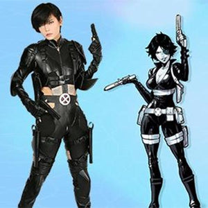 Deadpool 2 Domino Costume