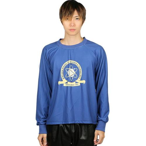Xcoser Spider-Man Homecoming Uniforms Blue Hoodie Cosplay Costume