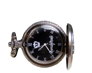 Black Butler Kuroshitsuji Sebastian Pocket Watch