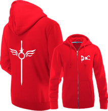 Dante Coat Devil May Cry 5 DmC Dante Hoodie Cosplay Costume - Xcoser Costume