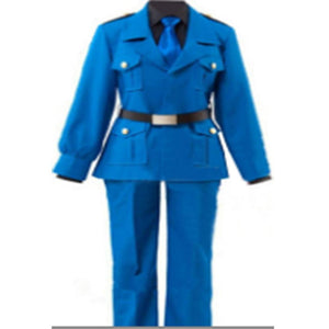 Axis Powers Hetalia North Italy Army Uniform 3rd Version Cosplay Costume in Small Size (Daily Deals) - Xcoser Costume