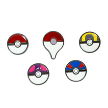 Pokemon GO Gym Badges for Collection Cosplay 5PCS