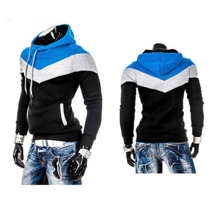 Cool Slim Style Assassin Creed Hoodie Costume