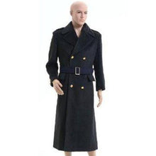 Doctor Who Captain Jack Harkness Wool Wind Coat