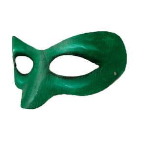 Green Lantern Mask Green Lantern Cosplay Mask Costume Ball Mask - Xcoser Costume
