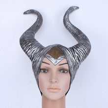 Xcoser Maleficent Latex Mask for Halloween