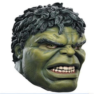 Halloween Cosplay The Incredible Hulk Mask