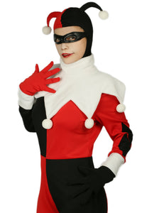 Xcoser Free Shipping Batman Harley Quinn Costume Onesie Cosplay Costume