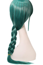 Xcoser Hatsune Miku Wig Vocaloid Cosplay Costume Accessories Pre-styled Wig Hair Halloween