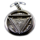 Captain America /Iron Man Pendant Necklace Keychain Metal Alloy Accessories